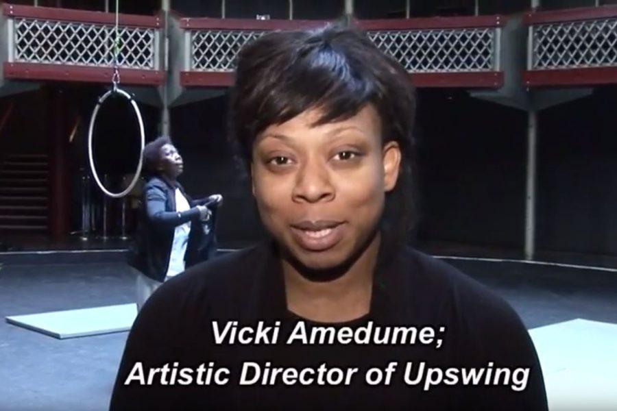 director of upswing portrait