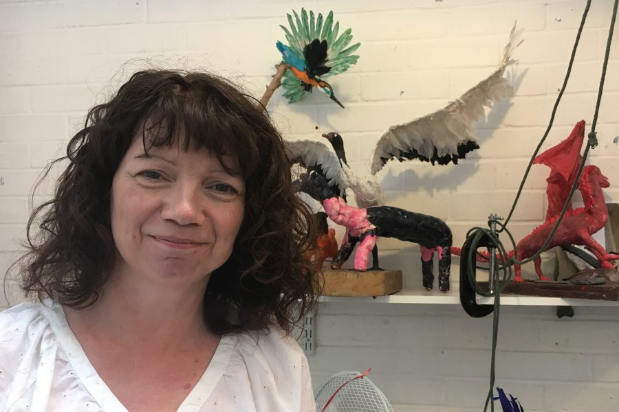 Portrait of Alison Proctor