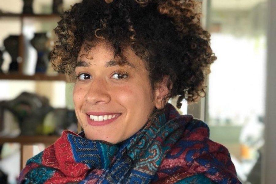 Portrait of Yolande